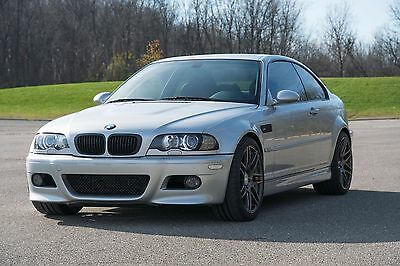 2001 BMW M3  2001 BMW E46 M3, Excellent Condition, Well maintenaned (w/ records), 2 Owners
