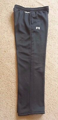 Youth Under Armour Loose Storm  Athletic Pants    Sz Ylg   ** Excellent **