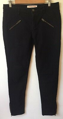 Country Road Black Skinny Jeans Size 12