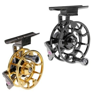 Ice Fishing Reel Fly Reels Round Smooth Fishing Reel