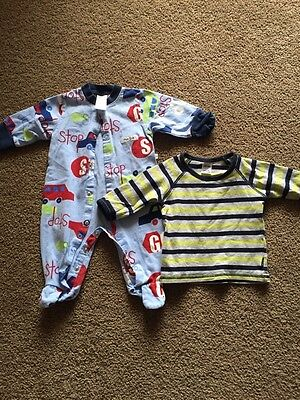 Baby Mixed Baby Boy Clothes, Size 000