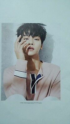 VIXX V.I.X.X KPOP  LIMITED  Cha Hak Yeon 3 Posters Bromide MARCH CECI A4 Size