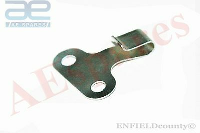 LAMBRETTA GP LI TV SX REAR BRAKE CABLE RETAINER CLIP @AEs