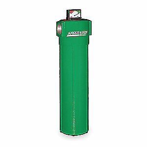 "SPEEDAIRE Compressed Air Filter,1"" NPT,290 psi, 4GNY8"