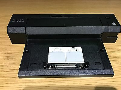 Dell PR02X Advanced E-Port Plus Replicator Laptop Dock Docking Station