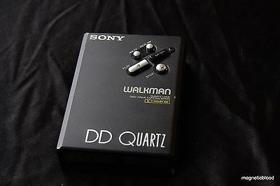 Sony Walkman WM-DD3 DDIII, restored 100% , nice condition