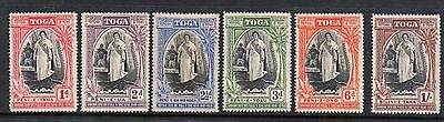 Tonga   Queen Salote's  Silver Jubilee and 50th Birthday Sets
