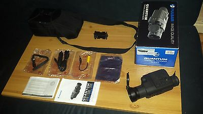 Boxed. PULSAR QUANTAM XD50S Thermal Imaging Scope. Excellent Condition