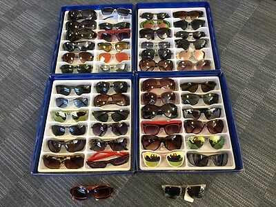Job Lot 50 pairs of assorted sunglasses - Car Boot - Resale - Wholesale