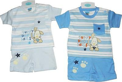 Baby 2 pcs set- t-shirt & shorts