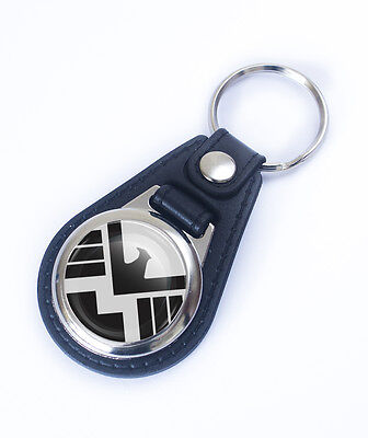 Cool Avengers Shield (Agents of) Medallion Keyring