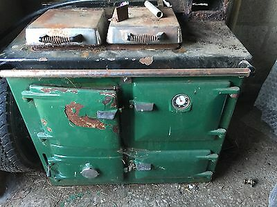Rayburn Solid Fuel Stove