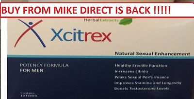 40 x BLUE XCITREX 12HR BLUE SEX AIDS ROCK HARD TABLETS + YOUR TRUSTED SELLER ! !