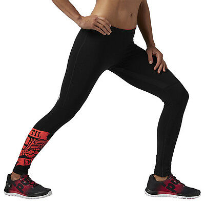 REEBOK ONE SERIES Elite Mesh damen Hose Leggings Fitness