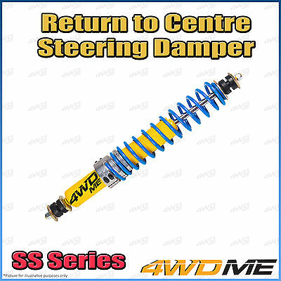 Nissan Patrol GQ Wagon RTC Return to Centre Steering Damper Stabiliser 2/88-8/89