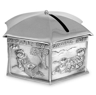 NEW Royal Selangor Teddy Bears' Picnic Coin Box