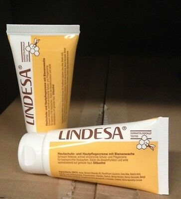 Lindesa Skin Protective Hand Cream with Beeswax