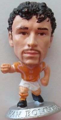 Mark Van Bommel 2006 Holland Football Corinthian Figure Silver Base MC5622, PSV
