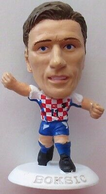 Alen Boksic 2002 Croatia Football Corinthian Figure White Base MC978, Lazio
