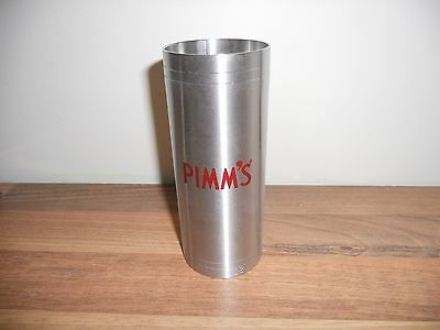 Pimm's stainless steel 200cc measuring cylinder.