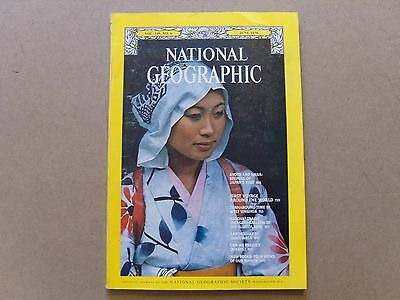 National Geographic Magazine - June 1976 - See Images For Contents