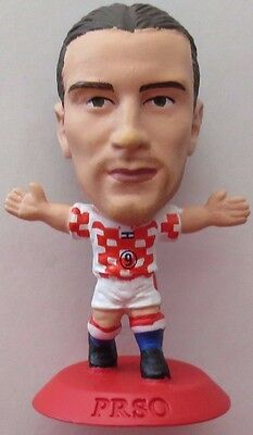 Dado Prso 2005 Croatia Football Corinthian Figure Red Base MC4530 Monaco Rangers