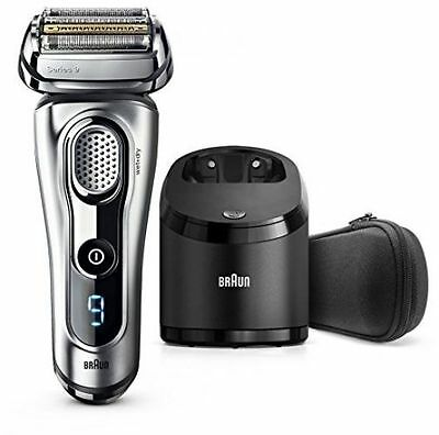 Braun Series 9 9291cc Men's Electric Foil Shaver two years warranty
