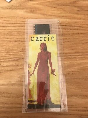 Carrie Film Cell Bookmark