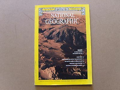 National Geographic Magazine - January 1977 - See Images For Contents