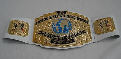 WWE Intercontinental Heavyweight Champion Kids Wrestling belt Mattel 2012 White