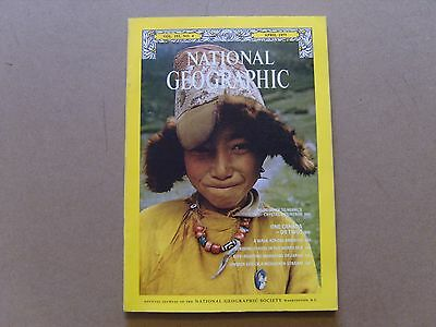 National Geographic Magazine - April 1977 - See Images For Contents