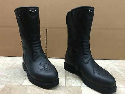 New - Sidi Tour Gore-Tex Motorcycle boots Size 43