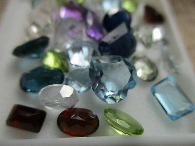 Loose Gem Lot 28 total Gems 20.00ctw