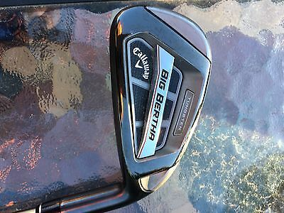 Callaway Big Bertha Irons 5-Pw Senior Flex