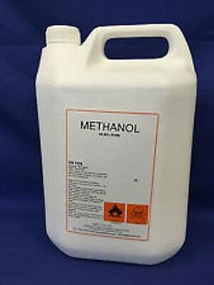 Pure Methanol (99.95%) - 1 Gal - Buy one get one free (Limited Time)