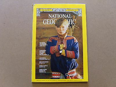 National Geographic Magazine - September 1977 - See Images For Contents