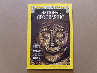 National Geographic Magazine - February 1978 - See Images For Contents