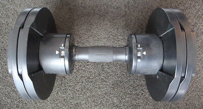 Adjustable Dumbbell set with stand