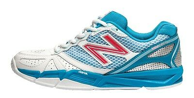 NEW BALANCE WN1600 Ladies Netball Shoes Size 9 Only