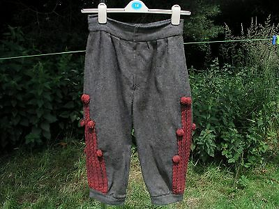 BBC TV costume pants breeches Shakespeare Tudor 17thc LARP Theatre reenactment