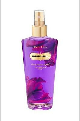 Natures spell  Body Mist 250ml By Dear Body