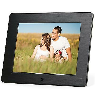 Micca M808z 8 Inch 800x600 High Resolution Digital Photo Frame With Auto On...
