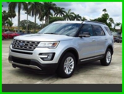 2016 Ford Explorer XLT 2016 XLT Used Turbo 2.3L I4 16V Automatic Front Wheel Drive SUV Premium