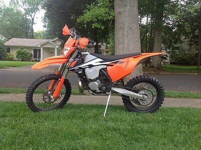 2017 KTM Other  KTM 250 XCW 2017 Offroad Motorcycle Dirt Bike
