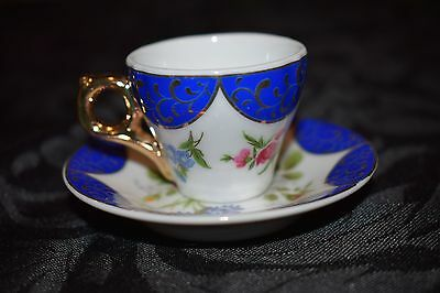 Regency Fine Arts, Cup & Saucer, Boxed