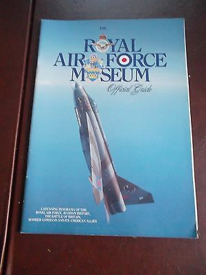 Raf The Royal Air Force Museum Official Glossy Guide