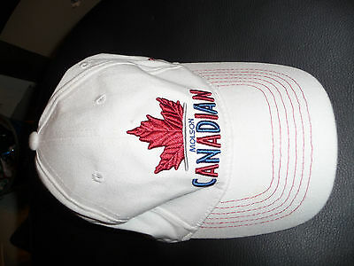Molson Canadian Battle Of the Bars Beer hat cap