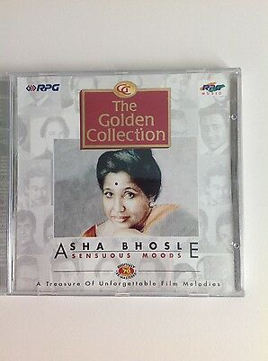 Bollywood, The Golden Collection, Asha Bhosle, Sensuous Moods - 1 CD