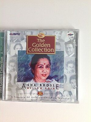 Bollywood, The Golden Collection - Asha Bhosle, Mellow Gold - 1 CD