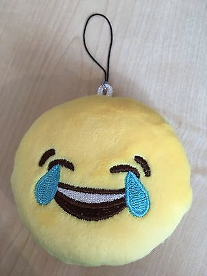 Emoji Key Chain, Tears Of Laughter.